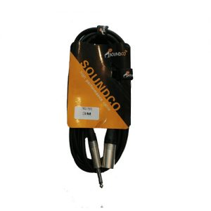 XLR (M) TRS Cable 3m
