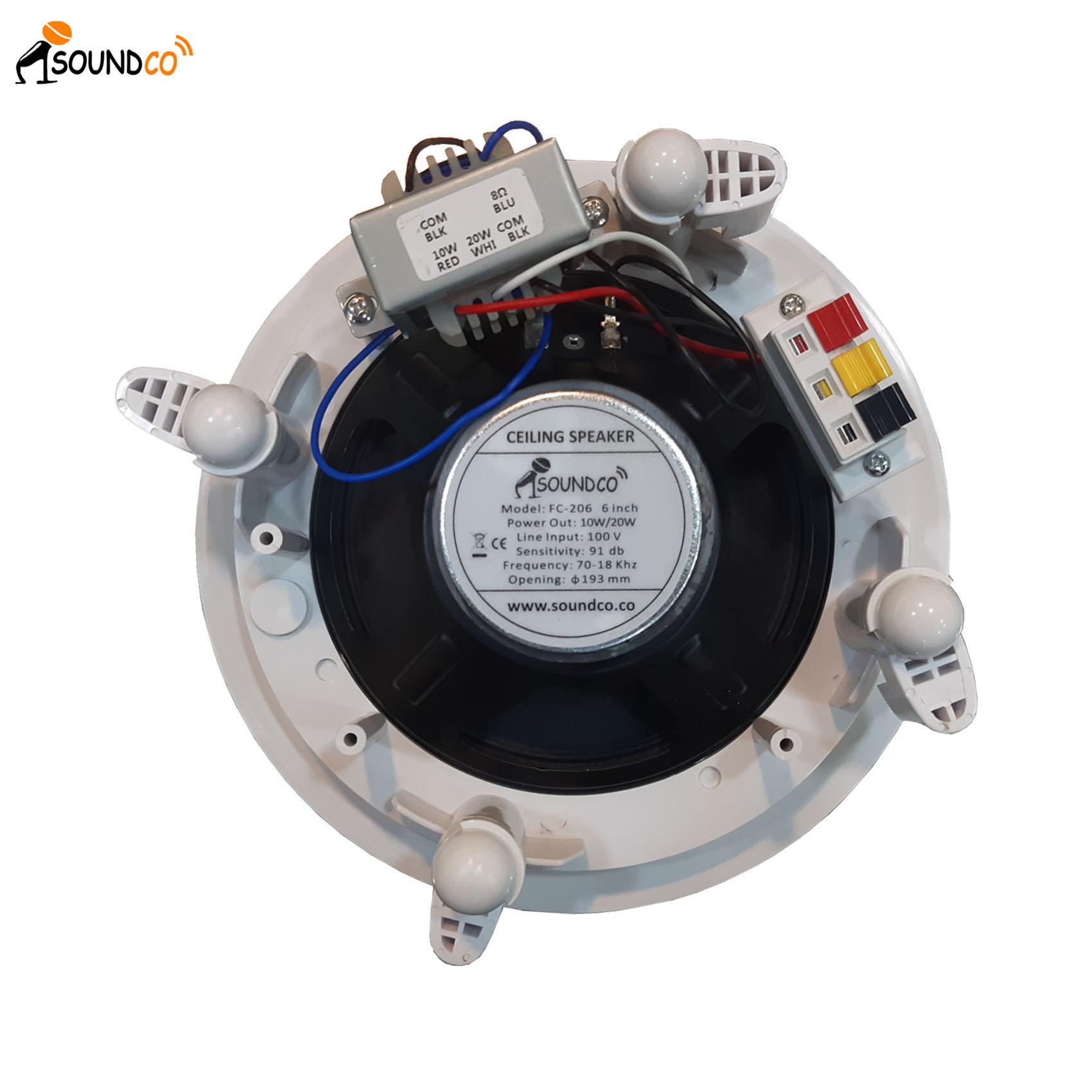 Soundco FC-206 Celing Speaker-1